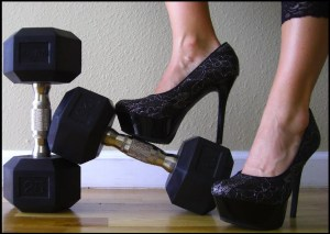 stiletto weights